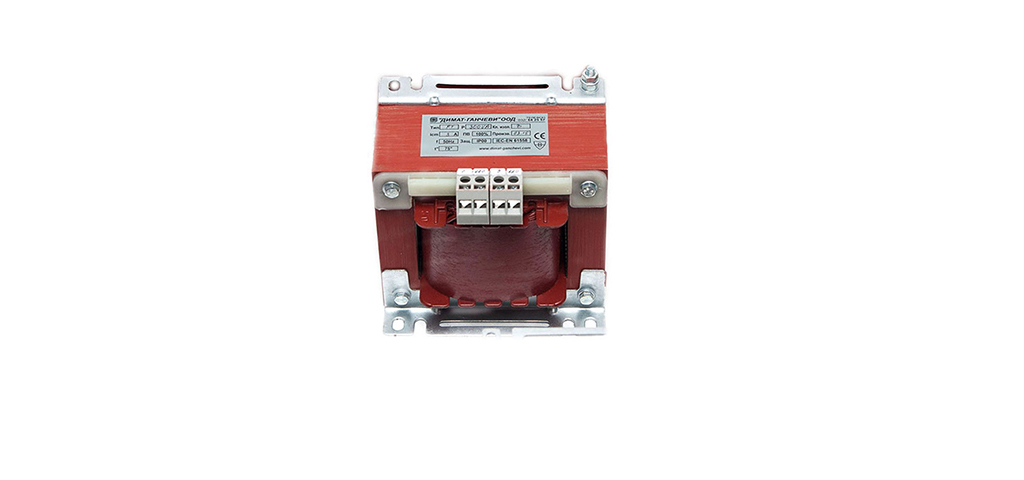 Монофазни еднобедрени трансформатори 30VA - 2500VA